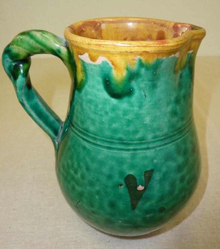 Old Italian Pottery