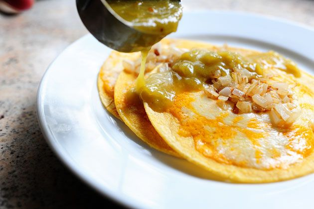 Easy Green Chile Enchiladas by Ree Drummond / The Pioneer Woman, via ...