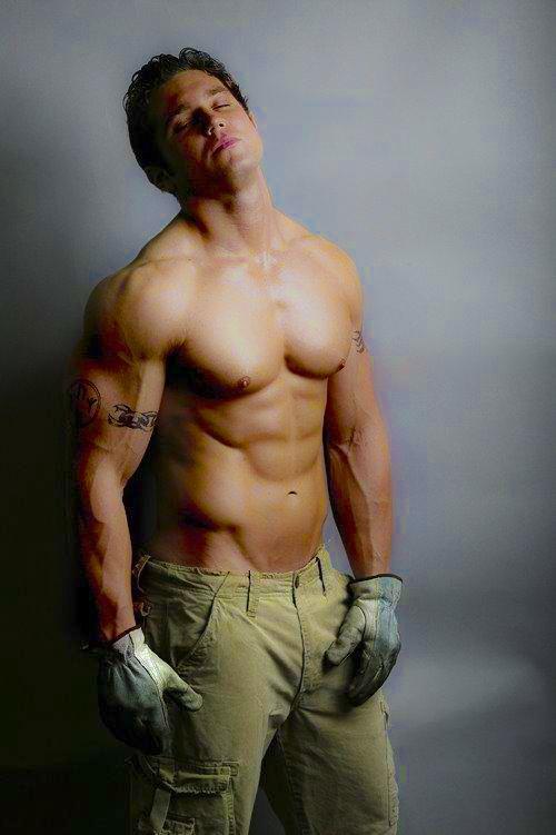 Muscle stud | Hot Sexy Men | Pinterest