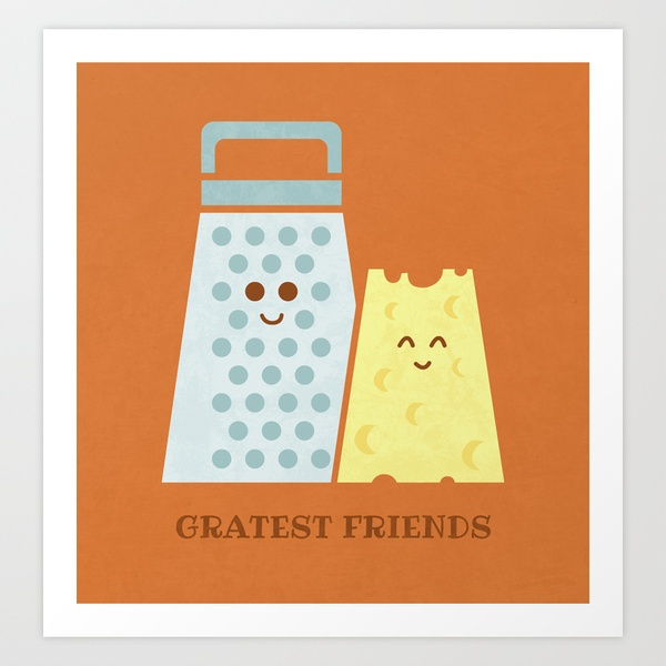 Cheesy friend quotes