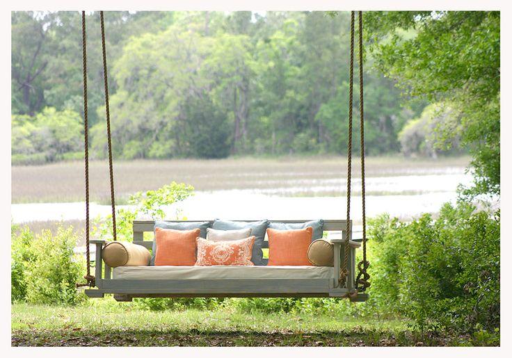 Vintage Porch swings  WAMP Project  Pinterest