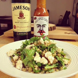 The Lush Chef: Whiskey Wheat Berry Salad | The Lush Chef | Pinterest