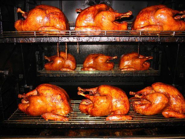 Basic Brine for Juicy, Tender Chicken or Turkey   Recipe