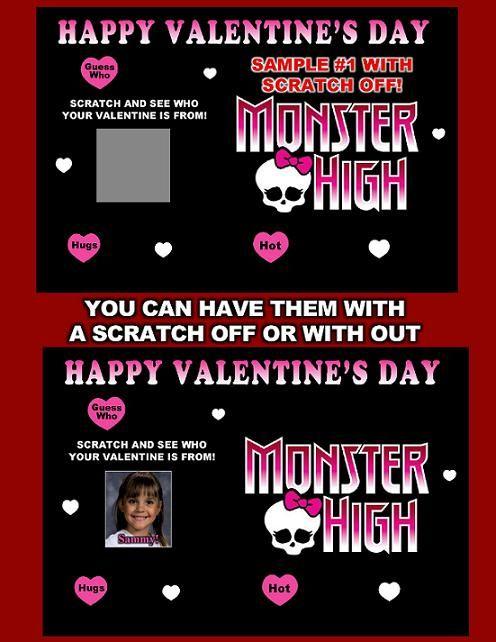 monster high valentine day full movie