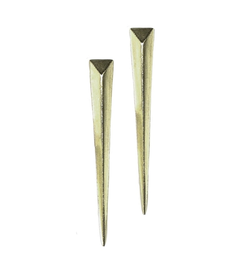 catbird :: shop by category :: JEWELRY :: Earrings :: Saber Stud Earrings -large