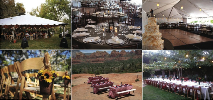 Event Rentals VERVE EVENTS AND TENTS www.verveeventsandtents.com 928