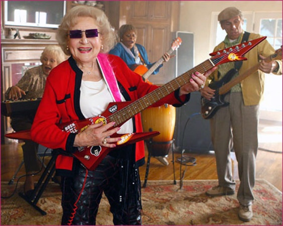 google search betty white off their rockers
