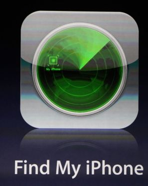 find lost iphone with serial number