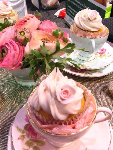 Roses High Tea