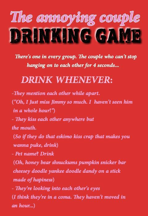 sex drinking game for 2
