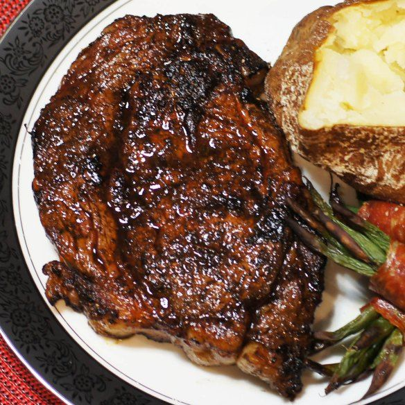 Coffee Rubbed Steak - REMCooks