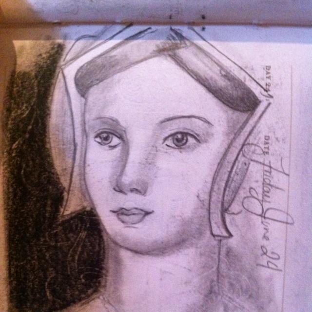 mary boleyn portrait for - photo #28