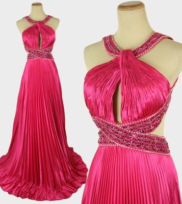 Ebay Jovani 24336 Halter Gown
