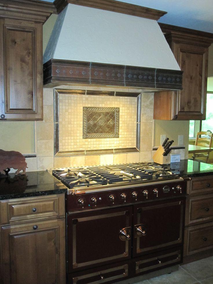 custom kitchen backsplash for the home pinterest