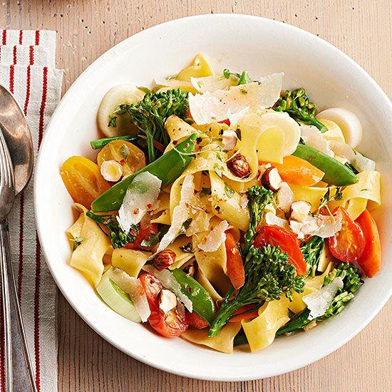 Vegetarian Pasta 15 Meat Free Italian Dishes