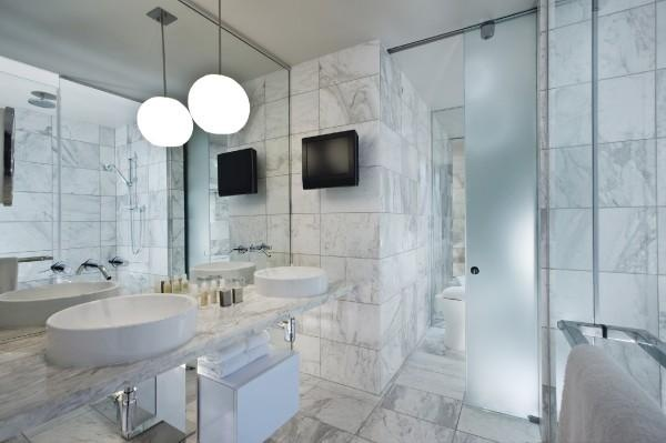 palms place bathroom bathrooms pinterest
