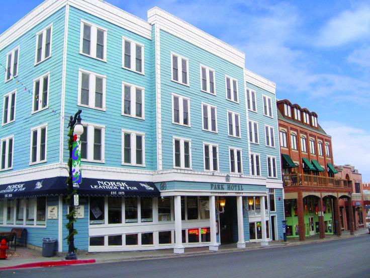 Hotel Park City Utah