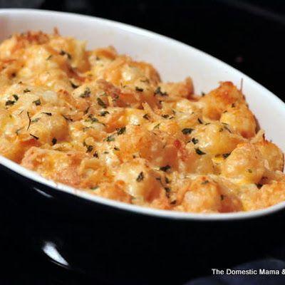 tater tot potato casserole Recipe - Key Ingredient