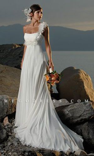 beach wedding dresses renewal