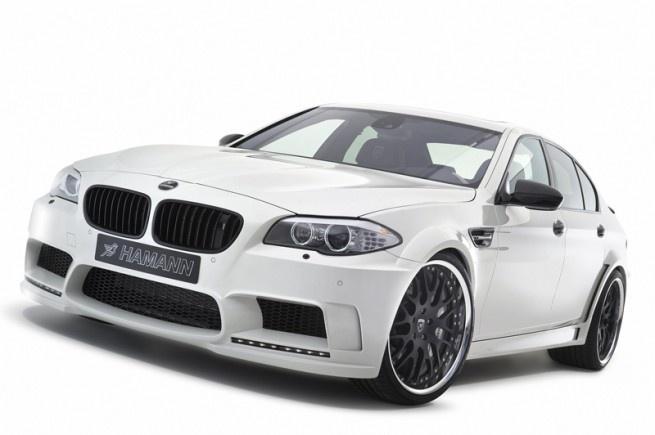 Hamann BMW M5 720hp