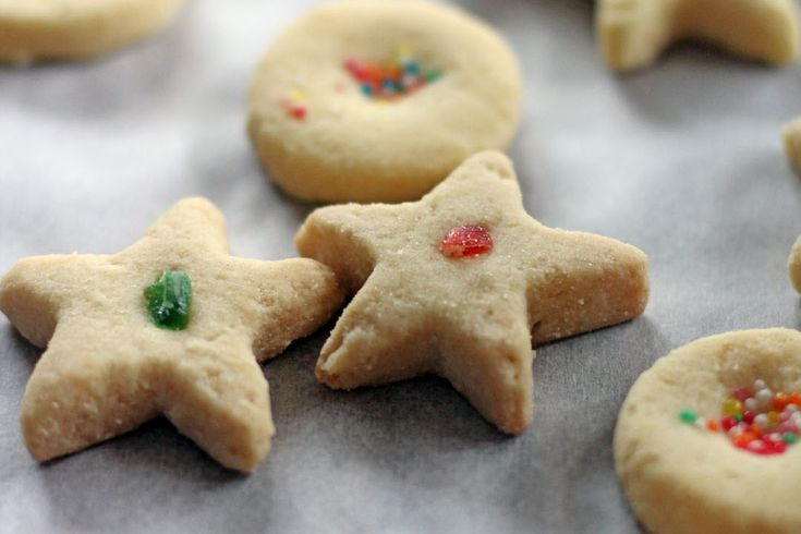 Shortbread Cookies | Recipes to try | Pinterest