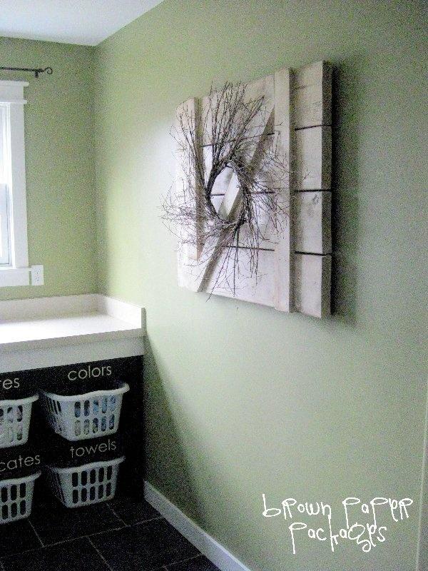 Barn door wall hanging decorating ideas pinterest - Wall decorating ideas pinterest ...