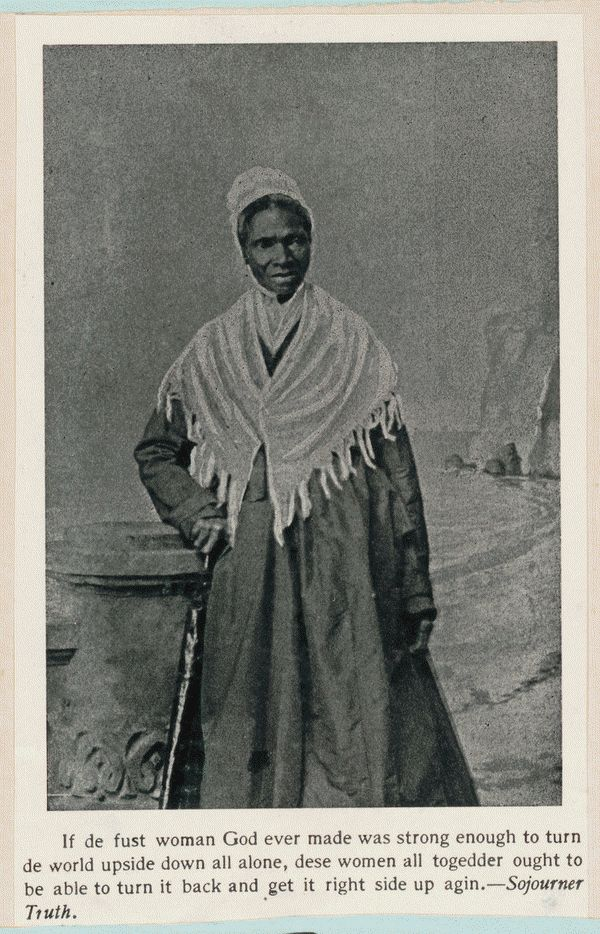 Sojourner Truth Quotes Pinterest