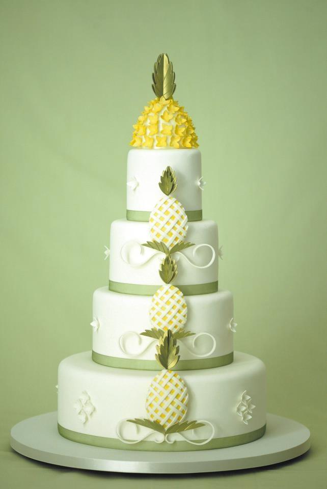 Pineapple Cake Cake Decorating Ideas And Inspiration