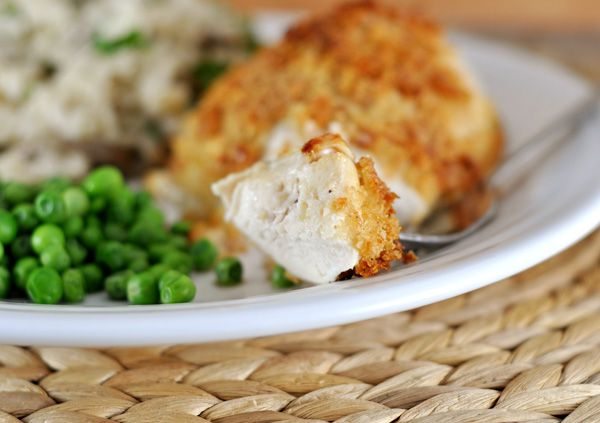 Crispy Oven-Baked Chicken [TRIED: Delicious, very moist, and husband ...