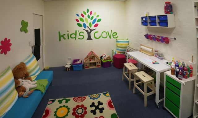 Play therapy room ideas work pinterest for Kids office ideas