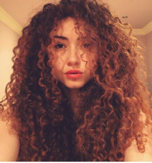black natural curly hair tutorial