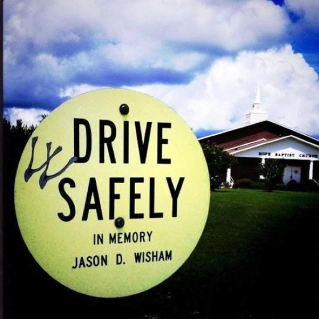 We love you Jason.