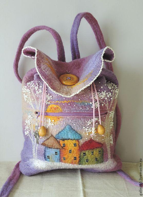 Рюкзак сумка мастер класс - Vendservice.ru