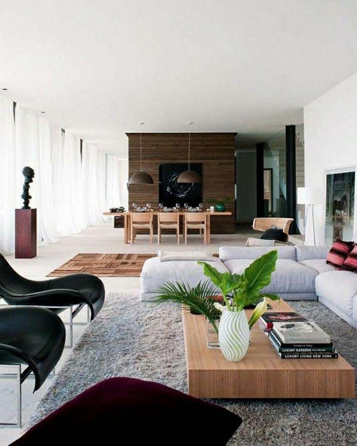 Ambiance Salon Moderne. Beautiful Salon Zen Moderne Creer Une ...