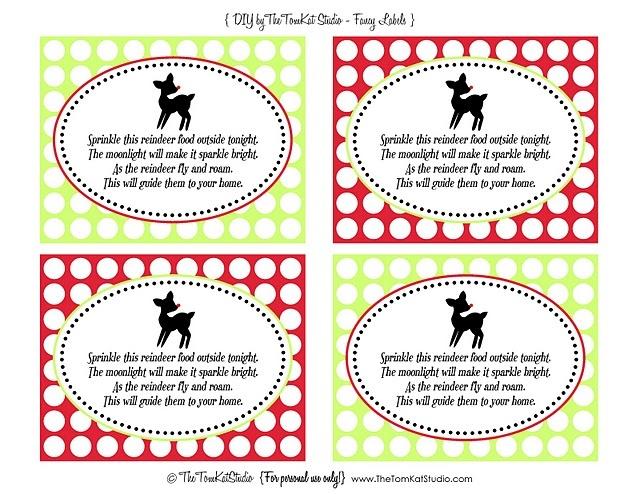 reindeer food free printable making my kiddos reindeer food for ...