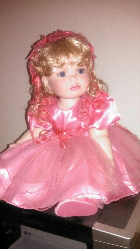 One of my Marie Osmond dolls