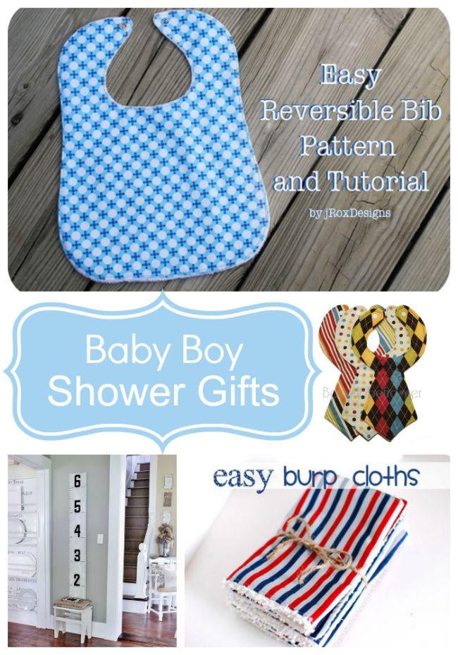 37 handmade baby boy shower gift ideas