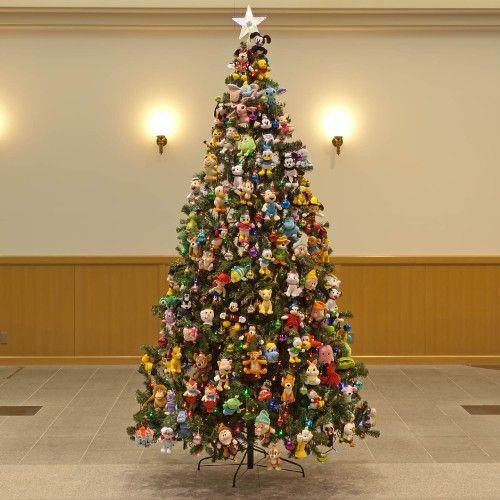 premium christmas tree in japan disney christmas
