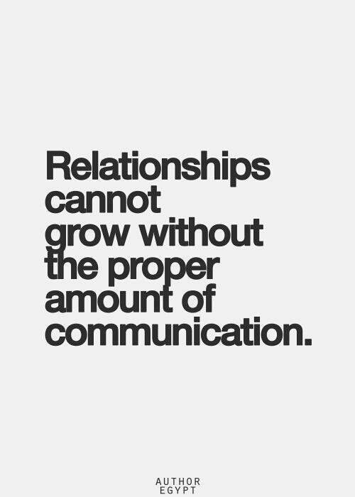 relationship communication quotes and sayings