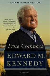 True Compass is a heart-warming book about a man who was forever in awe and deep rooted respect of what was happening around him.  A true peek into what being a Kennedy is like, Teddy shares his life in a bold, descriptive way.  Personally, my favourite chapter is about his wife and how she changed his existence.