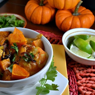 The Foodie Couple: Pumpkin Shrimp Curry   Food/cooking   Pinterest