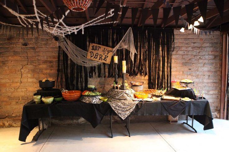 garage halloween party  Google Search  Halloween for  ~ 092656_Halloween Garage Party Decorating Ideas