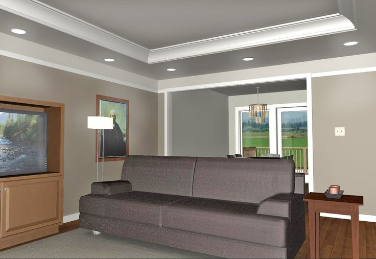 Double Tray Ceilings Google Search Tray Ceiling Ideas