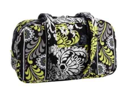 vera bradley 100 handbag baroque art