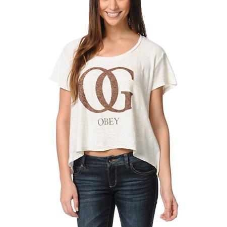 Zumiez Obey Shirts 31