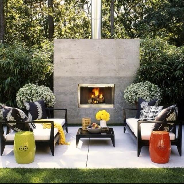 Great Backyard Home Design Pinterest