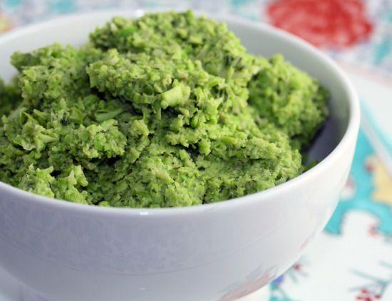 Healthy Recipe: Edamame Dip