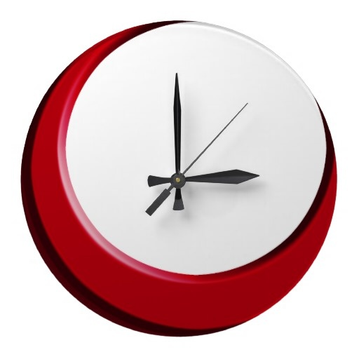 Retro modern kitchen wall clock Modern clocks for kitchen