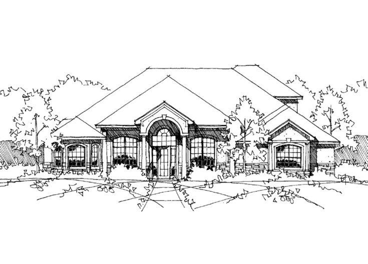 Houseplan 028 00009 house plans pinterest for Www houseplans net