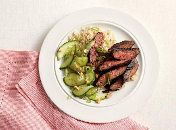 Spicy Hoisin Skirt Steak Recipe Hoisin is one of my favorite asian ...